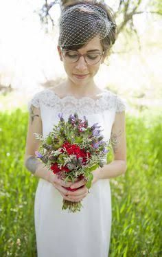 Image result for brides with glasses
