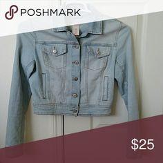 Jean jacket Light blue jean jacket Mossimo Supply Co Jackets & Coats Jean Jackets