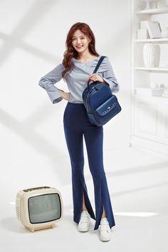 Kim Yoo Jung - Lapalette (S/S '17)