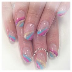 Young Nails colorgel geldesign