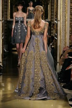 Zuhair Murad gown for Ashara Dayne