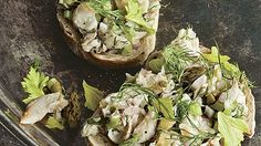 This isn't your mother's whitefish salad.