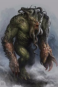 Abyss Corrupted Hedge Beast