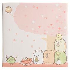 すみっコぐらしアートボード(花より すみっコ)