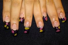 Image detail for -NAIL ART: How to Make Designs on Nails | Womanly Interests