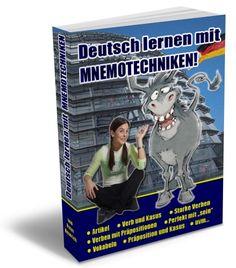 Learn German grammar with mnemonics - Learn German Smarter Learning Methods, Learning Techniques, German Grammar, Effective Teaching, European Languages, Hanging Posters, Language School, Learn German, Student Teacher