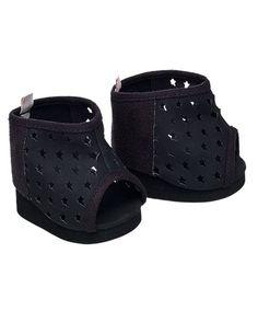 Honey Girls Black Star Boots | Build-A-Bear