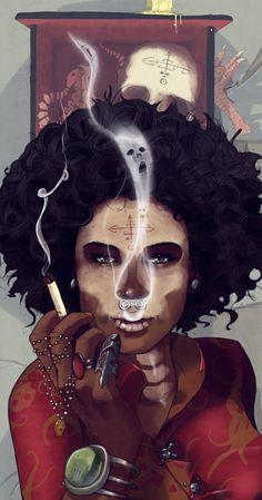 Ojos que no ven, tabaco y Nfumbe que me lo cuenta.