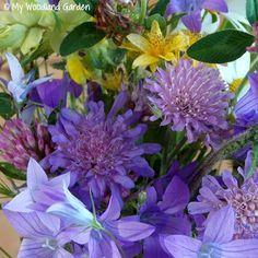 My Woodland Garden ~ Wild flowers