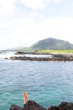 Pele's Chair | justine elizabeth: Oahu, Hawaii