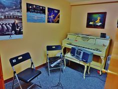 75 - After that, another studio for piano or soloists!