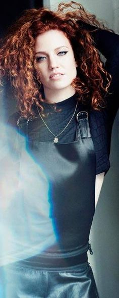 Jess Glynne- go listen to her music right now, yes you right now!