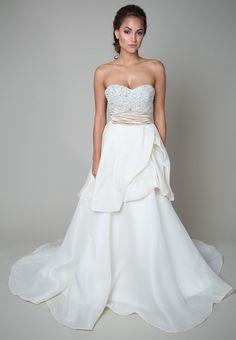 Heidi Elnora Wedding Dress Collection | Bridal Musings Wedding Blog 19
