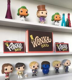 & with these candy lovers! Figurine Disney, Pop Figurine, Funko Pop Figures, Pop Vinyl Figures, Best Funko Pop, Funko Pop Display, Funko Pop Dolls, Funk Pop, Geeks