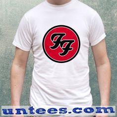 Foo Fighters Logo Clothing Tshirt Unisex/Mens #FooFighter