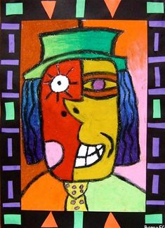 Check out student artwork posted to Artsonia from the Picasso-Style Portraits -5 project gallery at Whitney Elementary School.