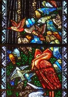 harry clarke stained glass - Google Search