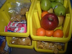 Born Free: Organizing using Containers from Dollar Tree