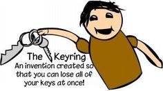 The keyring