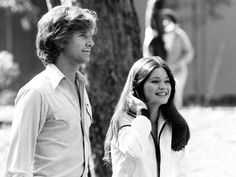 Valerie Bertinelli guest-starred on several popular TV shows. Here she is with heartthrob Parker Stevenson on the set of 'The Hardy Boys' in 1978.
