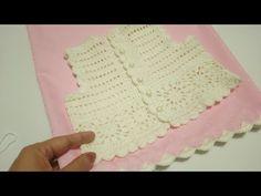 Baby Dress, Crochet Baby, Lace Shorts, Macrame, Make It Yourself, Blog, Fashion, Tela, Crochet Lace