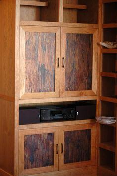 9 Best Copper Cabinets Images In 2015 Closet Doors Cupboard Doors
