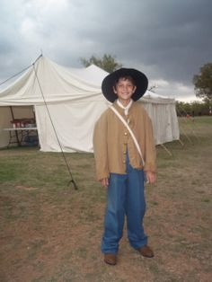 Annual Civil War Reenactment at Fort Richardson State Park