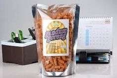 Healthy Snack, Varian Rasa : Balado, Barbeque, Rumput Laut.... Heaven in your mouth... Available now...