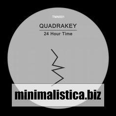 Quadrakey - 24 Hour Time - http://minimalistica.biz/quadrakey-24-hour-time/