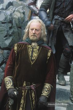 The Lord of the Rings: The Two Towers - Publicity still of Bernard Hill. The image measures 2406 * 3624 pixels and was added on 10 October Gandalf, Aragorn, Arwen, Frodo Baggins, O Hobbit, The Two Towers, Jackson, Jrr Tolkien, Middle Earth