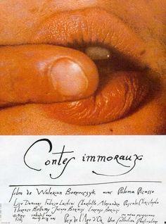 Walerian Borowczyk's Contes immoraux (1974)