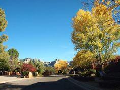 Sedona AZ autumn