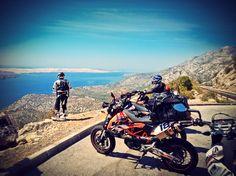 The Adriatic Ride - Voyage moto en Croatie