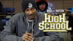"""""""Mac & Devin Go to High School"""" - :: Via New On Netflix USA Devin Overstreet may be the class valedictorian, but he hasn't had much life experience. Enter Mac Johnson, a senior and weed dealer. Late Night Comedy, Mike Epps, Netflix Subscription, Valedictorian, Go To High School, Snoop Dogg, Mac, Romantic, Funny"""