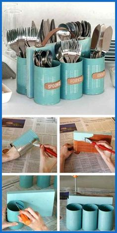 15 Easy and Cheap DIY Projects to Make Your Home a Better Place . - Petra Heck - 15 Easy and Cheap DIY Projects to Make Your Home a Better Place . Diy Home Decor Rustic, Cheap Home Decor, Diy Decorations Cheap, Diy Home Decor Easy, House Decorations, Farmhouse Decor, Diy Simple, Easy Diy, Simple Crafts