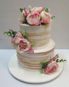 Naked Cakes - Mezzapica Cakes