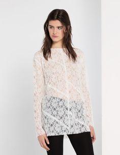Elicia Top - Tops & Shirts - Sandro Paris