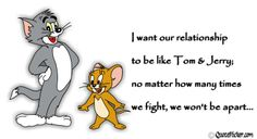quotes and pictures of tom and jerry | Tom Krause Quotes And Sayings | lifequootes.com