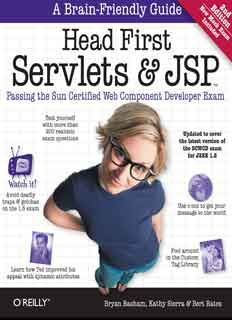 Head First Servlets And Jsp 2nd Edition Pdf Free Ebook Download