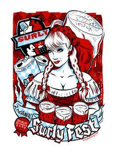 CraftCans.com - SurlyFest  (Surly Brewing Company)
