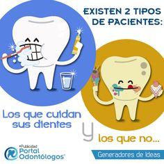 No cuidar de tus dientes traerá nefastas consecuencias. #OdontoTIP de tu Centro…