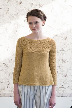 Ravelry: Yarrow pattern by Pam Allen