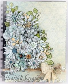 Heartfelt Creations   Floral Diary