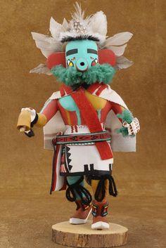 Kachina Doll - Hopi Kachina Doll - Alltribes