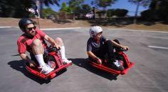 Drifting Go Kart   Gifts for kids