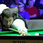 The World Snooker Grand Prix 2015 is well under way with some of the bigger names going out which is great to see some new faces.