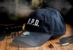 fa1323a032014 Resident Evil 2  Official Police Business RPD Cap Preorder Resident Evil