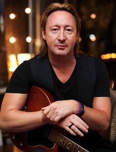 Musician and Philanthropist Julian Lennon to Elevate the Global Profile of Lupus | Lupus Foundation of America