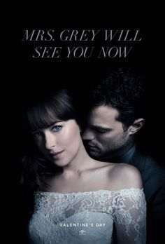 New Fifty Shades Freed Promo Photo
