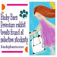 #Binky_Bars #rabbit